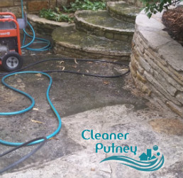 Patio Cleaning