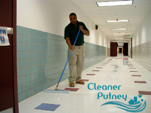Cleaning of Floors